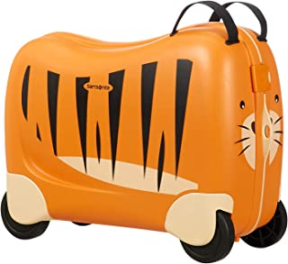 SAMSONITE 新秀丽 Dream Rider  - 手提箱,25升  -  1.8 千克儿童行李箱,50厘米 Tiger Toby 50 cm