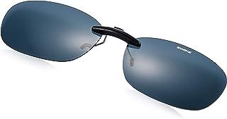 【石川遼プロ愛用ブランド】SWANS(スワンズ) サングラス メガネにつける クリップオン 固定タイプ SCP-12