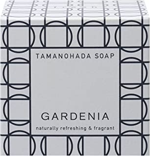 TAMANOHADA 玉之肌 香皂 004 梔子花 125克 1本