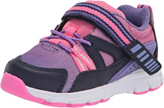 Stride Rite Made2Play 幼儿和小男孩旅行运动鞋
