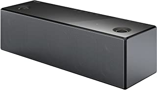 Sony SRSX99 Hi-Res 音频多间音箱,带 Wi-Fi 和蓝牙 - 黑色