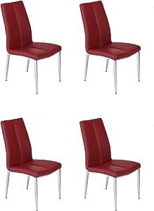 Milan 现代侧椅