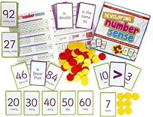 "Inspirational Classroom 3155100 ""Number Sense Kit Educational Toy"