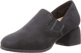 TEN 浅口鞋 TN1754_GRY-S_22.5 女士 灰色绒面 22.5 cm 2_e