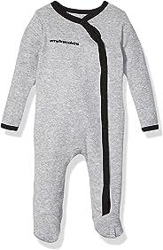 Calvin Klein 婴儿连身衣中性连体服,多件装