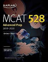 MCAT 528 Advanced Prep 2019-2020: Online + Book (Kaplan Test Prep) (English Edition)
