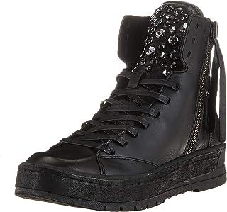 Crime London Brixton 女士运动鞋