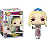 Funko 英雄系列:尖叫小鸡-POP 1 收藏公仔 Not appropriate for children under the age of 3 Funko Heroes: Harley Quinn-POP Collectible Figure 多种颜色