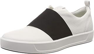 ECCO 爱步 女士 Soft 8 一脚蹬运动鞋