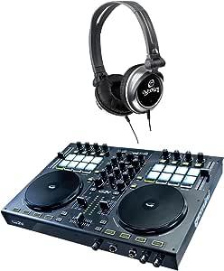 Gemini KITGCIH 专业 DJ 耳机和虚拟控制器