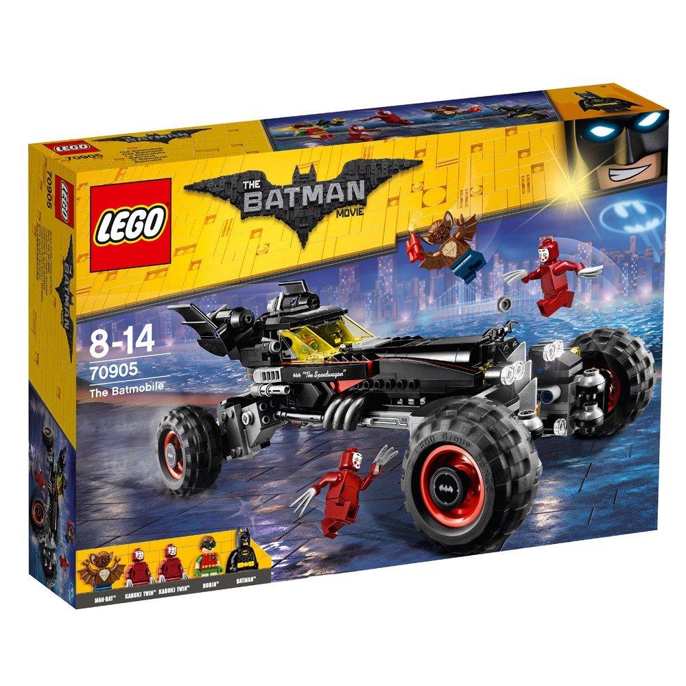 LEGO 乐高 2017新款蝙蝠侠大电影系列70905蝙蝠侠战车