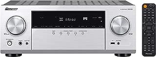Pionner 先锋 VSX-934 接收器(7x160瓦,杜比全景,DTS:X,杜比全景高虚拟化器,Sonos,Zone 2,AirPlay 2,蓝牙,USB)VSX-934-S