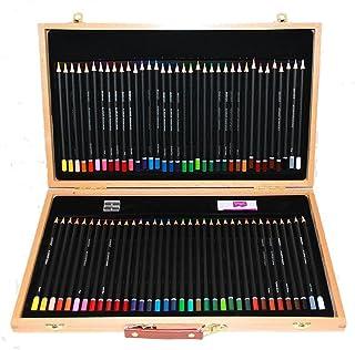 Derwent 得韵 Academy系列彩铅礼盒套装限量版72支木盒装(2302108)