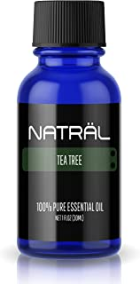 NATRÄL 茶树,* *精油,大号,1盎司瓶