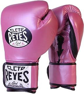 Cleto Reyes 系带钩环混合袖口拳击手套