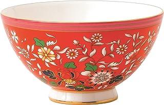 Wedgwood 漫游美境系列 瑰丽红宝 小碗