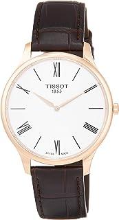 [天梭] 手表 T0634093601800 男士 正规进口商品 棕色