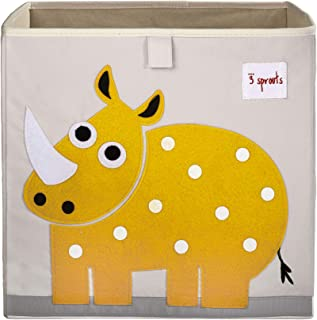3 Sprout储物盒 Rhino, Yellow