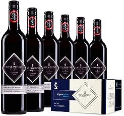 ROSEMOUNT 奔富同门 若诗庄园 钻石标赤霞珠干红葡萄酒 整箱装 750ml*6(澳洲进口红酒)