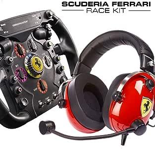 AddOn Thrustm。 Scuderia Ferrari 赛车套装