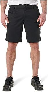 5.11 Tactical 男式 Athos 短裤 10 英寸内缝,跑步三角裤,弹力斜纹,款式 73338