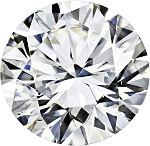 Round Brilliance-cut loose Diamond GIA Certificate loose Gems (1/3cttw, F-G Color, VS2 Clarity)