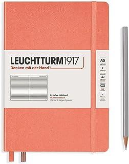 Leuchtturm1917 笔记本 Bellini 特殊版 A5 精装 横格