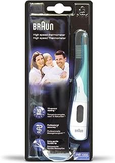 Braun Thermomètre 数字 PRT 1000