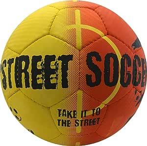 Select Street 足球,4.5 码,橙色/黑色