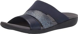 Clarks 女士 Brio Surf 一脚蹬凉鞋