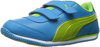 PUMA Kids' Speed Lightup Power V PS Boat Shoe