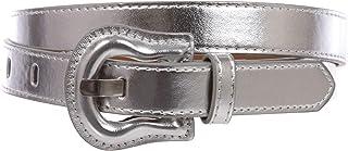 2.54 厘米西式皮带扣 皮革时尚皮带