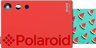 Polaroid 薄荷即时打印数码相机,Zink 印刷 2x3 粘性背衬相纸POL-SP02R Camera 红色