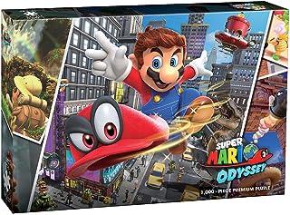 Super Mario Odyssey:快照 1000 块优质拼图,Super Mario Odyseey 视频游戏可收集拼图