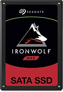 Seagate IronWolf 3.5\ZA1920NM10011 高耐久・NAS向けSSD SSD : 1920GB