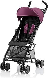 Britax Römer HOLIDAY2 婴儿椅(6 个月 - 15 千克/3 岁) 酒红色