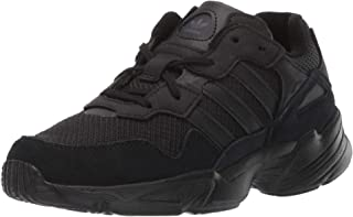 adidas 阿迪达斯 Originals 儿童 Yung-96 跑鞋 Black/Black/Carbon 13 Little Kid