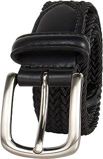 Dockers Boys' Dockers Big Boys' Braided Elastic-Web Stretch Belt