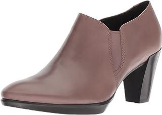 ECCO 女士 Shape 55 Plateau Stack Shootie 防水台高跟鞋