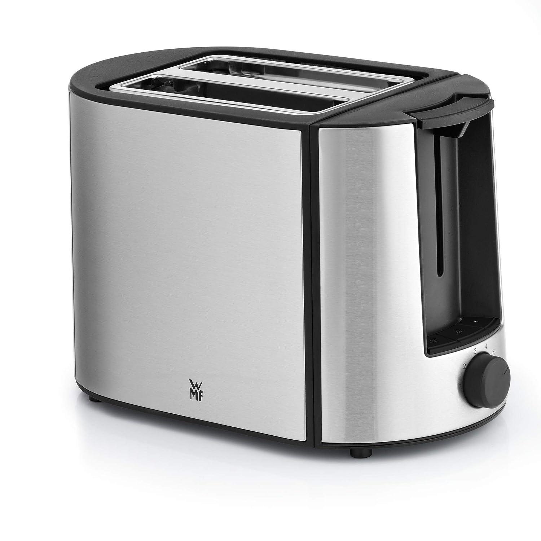 wmf 福腾宝 bueno pro 烤面包机(870 w,双槽,面包刀,6