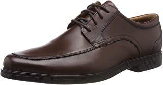 Clarks 男士 Un Aldric Park 德比鞋