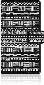 CaseMarket 【手册式】 AQUOS PHONE ZETA (SH-01F) 超薄外壳 针脚模型 [印度尼巴达 渐变 单色] SH-01F-VCM2S2028