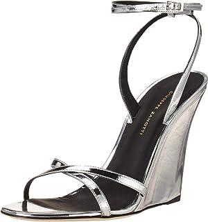 GIUSEPPE ZANOTTI 女士 E000116 坡跟凉鞋