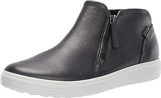 ECCO 爱步 女士 Soft 7 Zip 低帮运动鞋