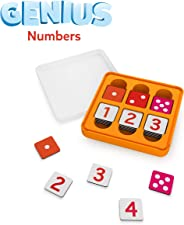 Osmo - 数字游戏 - 年龄 6-10 岁 - 数学方程和信心 - 需要 iPad & Fire 平板电脑基座