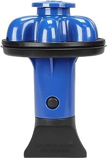 DANCO (DG2-P) 一次性精灵 2.0 厨房水槽过滤器,塞子和防溅板,带有食物刮刀 蓝莓色 1包