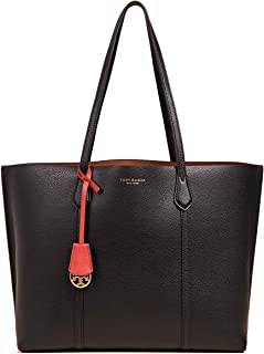 Tory Burch Women's Perry Triple Compartment Tote Leather Shoulder Bag