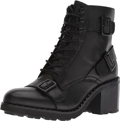 Ash 女士 As-xeth 时尚靴子, 黑色 40 M EU (10 US)