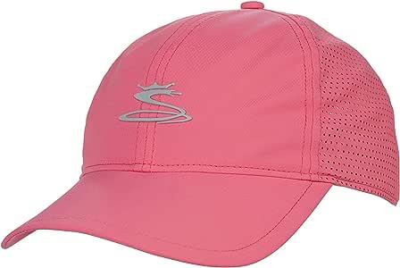 Cobra Golf 2019 女士蛇形可调节帽(玫瑰红)