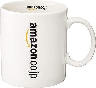 [Amazon.co.jp限定] Amazon 原创马克杯 白